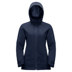 Jack Wolfskin NORRLAND 3IN1 W (midnight blue)