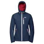 Jack Wolfskin EAGLE PEAK JACKET W (dark indigo)