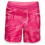 Jack Wolfskin JUNGLE SHORTS GIRLS (hot pink all over)
