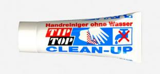 TIP TOP HANDREINIGER 'CLEAN UP' (25 ml Tube)