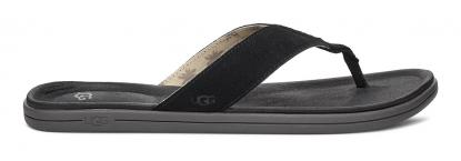 UGG BROOKSIDE FLIP FLOP M (black)
