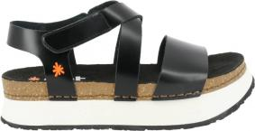 Art MYKONOS CITY Sandale (black)