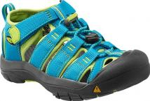 Keen NEWPORT H2 KIDS (hawaiianblue/greenglow)
