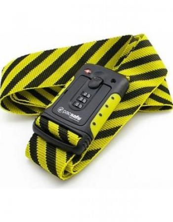 PacSafe STRAPSAFE 100 (yellow/black)