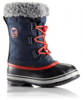 Sorel CHILDRENS YOOT PAC NYLON (collegiate navy)